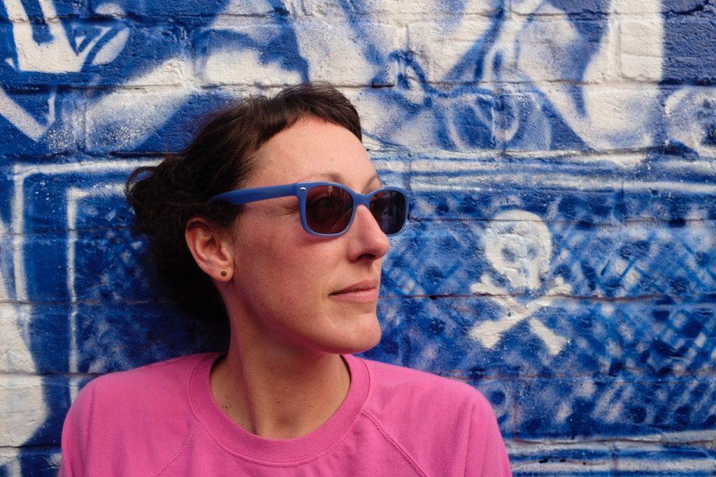 Katie B at Radio 4A