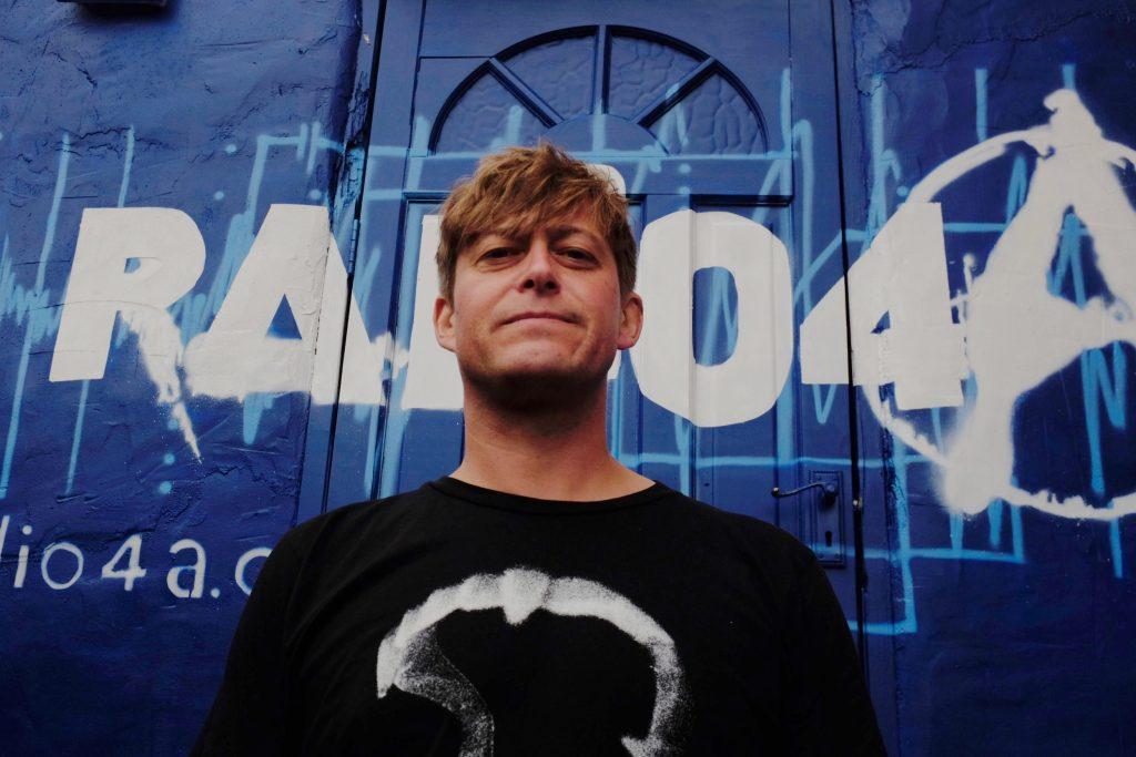 Nick Good at Radio 4A